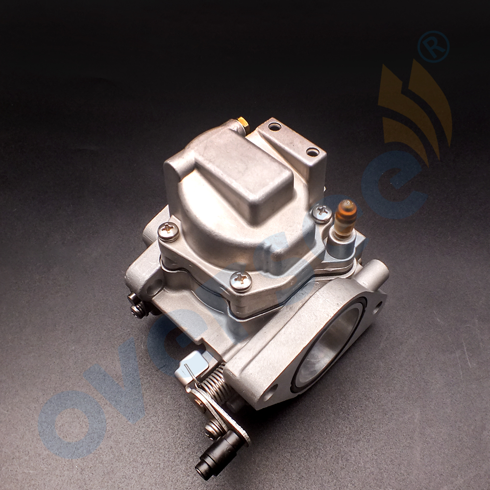 66T-14301-02 карбюратор для Yamaha 40HP 2-х тактный E40XMH лодочный мотор aftermarket лодочный мотор 66T-14301