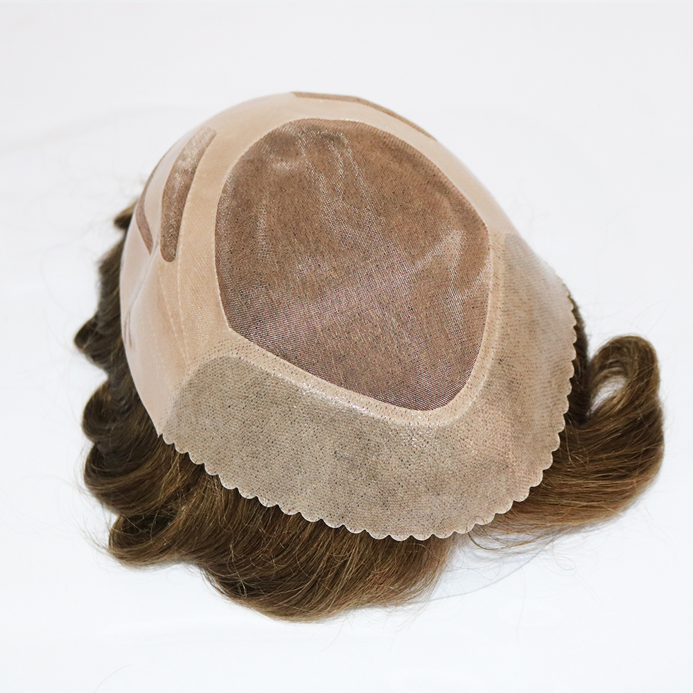 toupee hair wigs brown