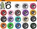 Un Par de Envío Libre Colorido de Bloqueo Cordones Shoestrings Cordones de Zapato Elástico Correr/Trotar/Triatlón/Fitness Deportivo