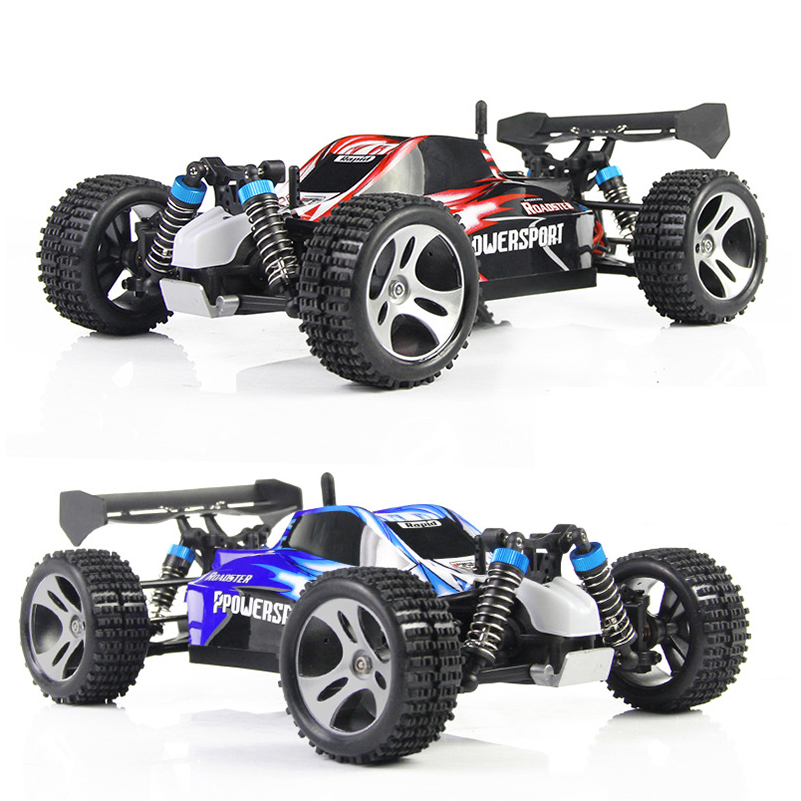 1/18 RC Car 2WD High Speed Race RC Car A959 Remote Control Toys Cars Remote Control Rock Crawler Off Road Dirt Toys Truck