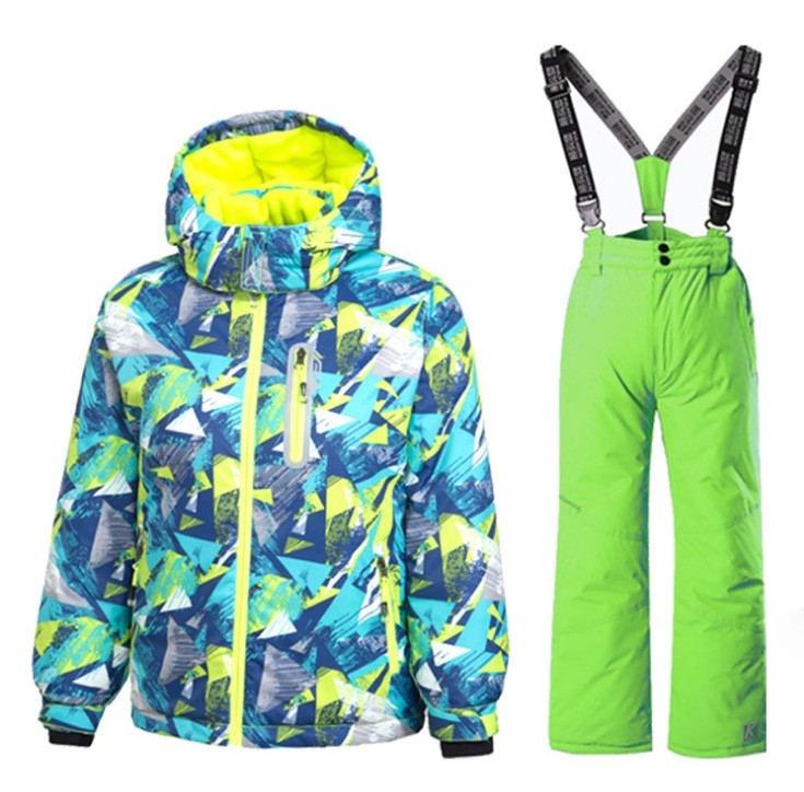 _2_conew1  2018 Youngsters lady boy sports activities outside ski Snow fits for 5-16y boy tracksuit model waterproof overalls trousers winter clothes HTB1mXOakGQoBKNjSZJnq6yw9VXaD