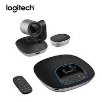 Logitech cc3500e группы HD аудио видео конференций Системы веб камера Бизнес веб камера
