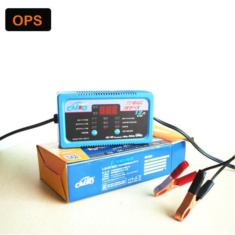 new 6v 12v lcd smart repair function lead acid battery charger rh aliexpress com smart charger operating manual eliminator smart charger manual