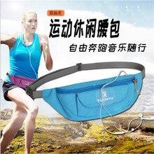 Running Waist Bag Marathon TANLUHU 381 Nylon Waterproof Sports Outdoor Climbing Hiking