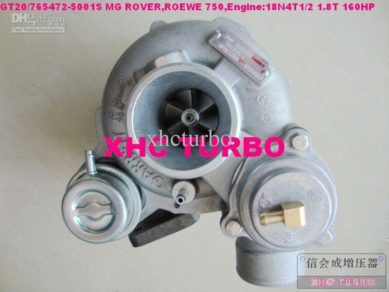 Nouveau turbocompresseur GT20/765472 731320 PMF00090 pour ROVER 75, MG ZT, ROEWE 1.8 T, MG ROVER 1.8 T, K16