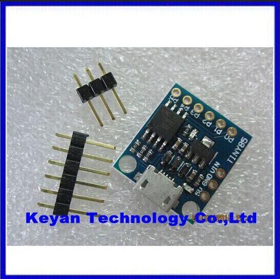 20pcs Digispark kickstarter Micro development board ATTINY85 module for Arduino usb