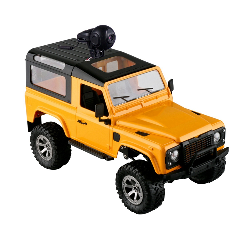 1:16 Rc 2.4Ghz 4Wd Tracked Wheel Metal Frame Car Rtr Toy
