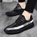 2017 nueva Yeezy Zapatos Para Hombres de La Venta Mujer Zapatos Corrientes de Las Mujeres Zapatillas de Deporte Zapatos de Los Hombres Al Aire Libre Zapatos Corrientes Jogging Homme