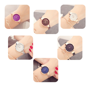 Image 5 - 100% Kimio Relojes Mujer Horloge Armband Quartz Horloge Vrouw Dames Horloges Klok Vrouwelijke Jurk Relogio Feminino Voor Vrouwen