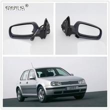 Для VW Golf 4 MK4 1998 1999 2000 2001 2002 2003 2004 2005 2006 автомобиль-Стайлинг с подогревом Электрическое крыло боковое зеркало заднего вида