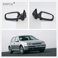 For VW Golf 4 MK4 1998 1999 2000 2001 2002 2003 2004 2005 2006 Car styling Heated Electric Wing Side Rear Mirror