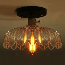 Retro Loft Style Edison Industrial Vintage Ceiling Lamp For Living Room Light Fixture ,Lamparas De Techo retro loft style water pipe lamp edison pendant light fixtures vintage industrial lighting for dining room hanging lamparas