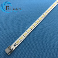 677mm LED Backlight Lamp Strip 96leds For UA60C6900VF LMB 6000BM12 T600FBE1 FE LCD Monitor Screen High