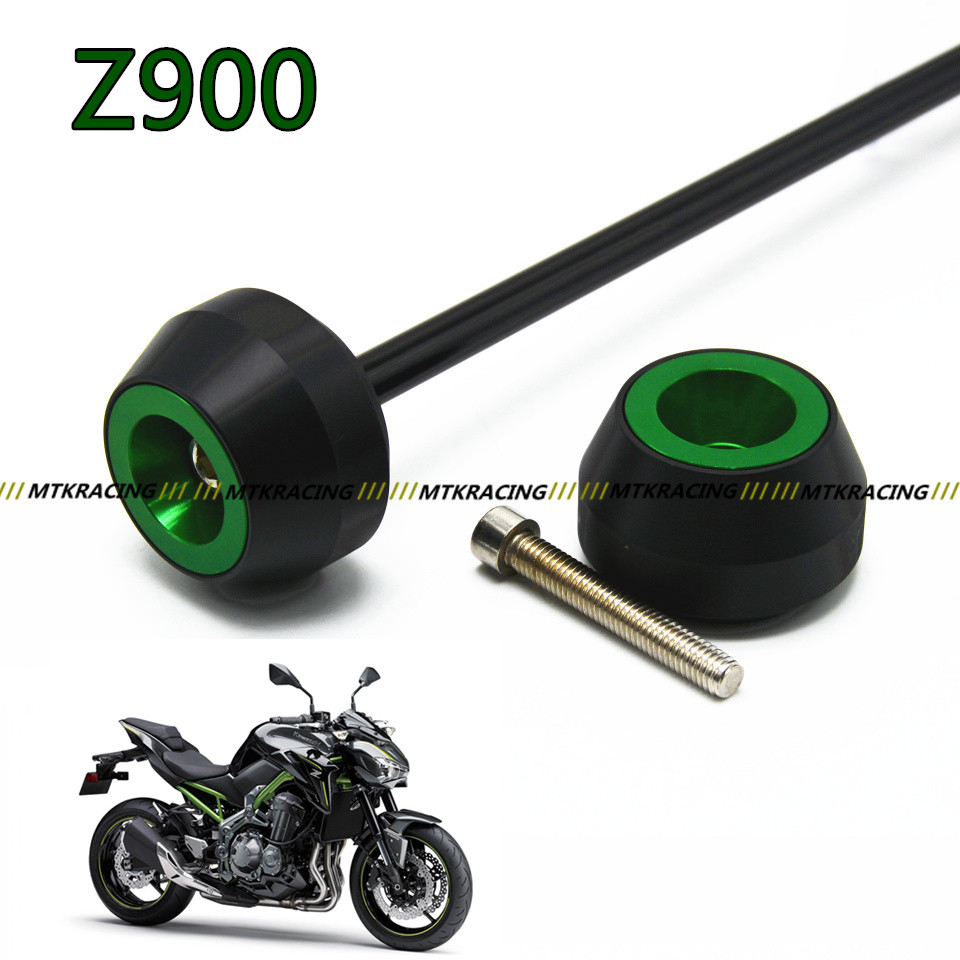 Free delivery for KAWASAKI Z900 2017 CNC Modified Motorcycle drop ball / shock absorber free delivery nozzle 253 433 512 kong