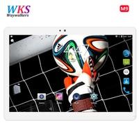 Origin 10.1 inch Tablet PC Octa Core 1920*1200 IPS HD 4GB RAM 32GB 64GB ROM Dual SIM Card Cameras GPS 3G WCDMA Android 7 Tablets