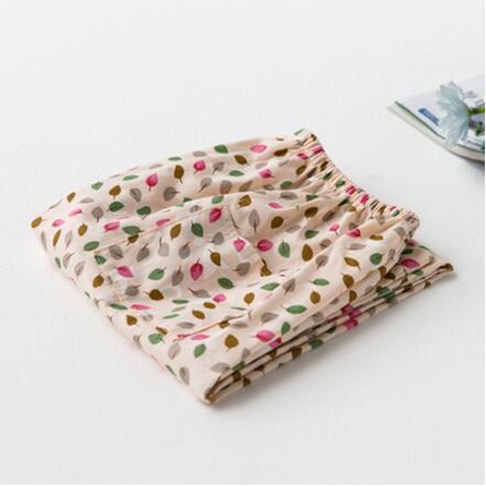Fdfklak Spring Summer Bottoms For Women Pajamas Pants Lounge Wear New Product 2018 Ladies Pajamas Pants Plus Size XL-3XL Q1225 1