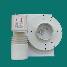 Supermax High Gain Low Noise C Band Lnb lnbf supermax supermax world of today 180 gr