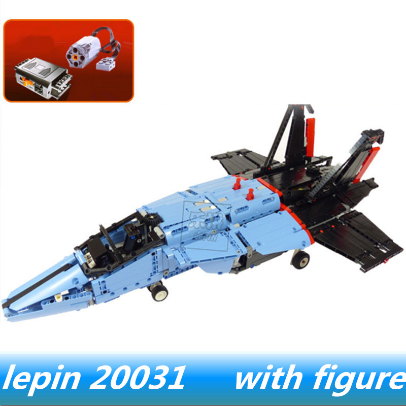 Compatible legoing technic aircraft Legoing 42066 Lepin 20031 lepin Technic jet racing aircraft Model Building Blocks bricks toy lepin legoing 42066 1151pcs technic series the air race jet model building blocks bricks gifts toys compatible 20031