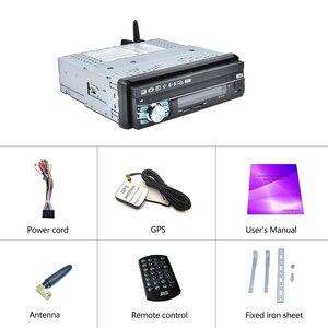 "Image 5 - Hikity 1 דין 7 ""רכב רדיו אנדרואיד אוטומטי נשלף Autoradio GPS ניווט Wifi מראה קישור רכב MP5 נגן תמיכה מצלמה"