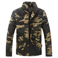 New 2016 winter military style fashion camouflage thincken cotton padded jacket men parkas men's clothing chaqueta hombre / MF16