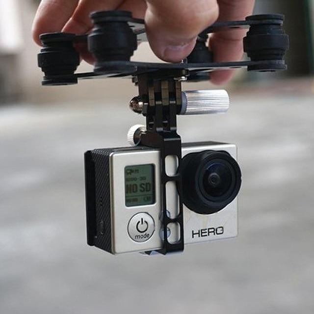 Новое прибытие углеродного волокна gimbal амортизатор для gimbal PTZ для quadcopter drone