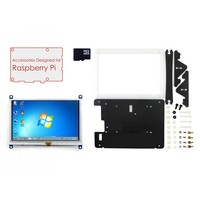 RPi Acce E Raspberry Pi LCD Display 5 Inch HDMI LCD B Supports Raspberry Pi 2