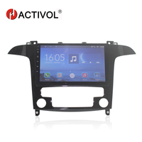 HACTIVOL 9 Quad core car radio stereo for Ford S Max S max 2007 2008 android 7.0 car dvd player gps navi with 1G RAM 16G ROM