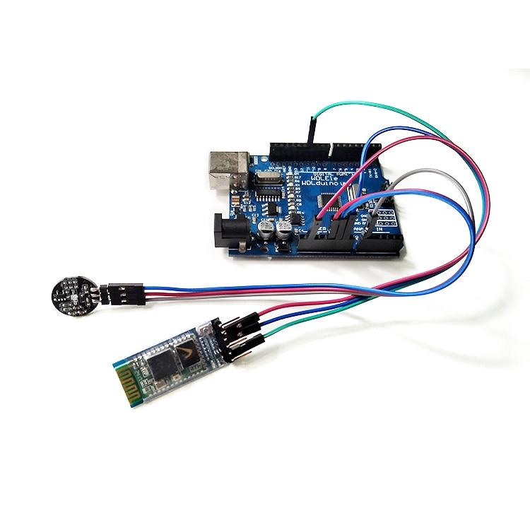 Разработка встроенных оборудование с открытым исходным кодом MCU для HRV датчики для ЭКГ