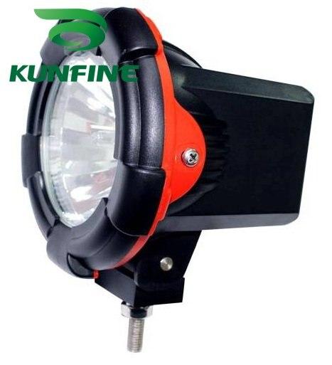 9-30В/4 дюймов 35 Вт HID вождения свет HID для бездорожья место/луч света для внедорожник джип грузовик ATV Ксеноновые Противотуманные фары
