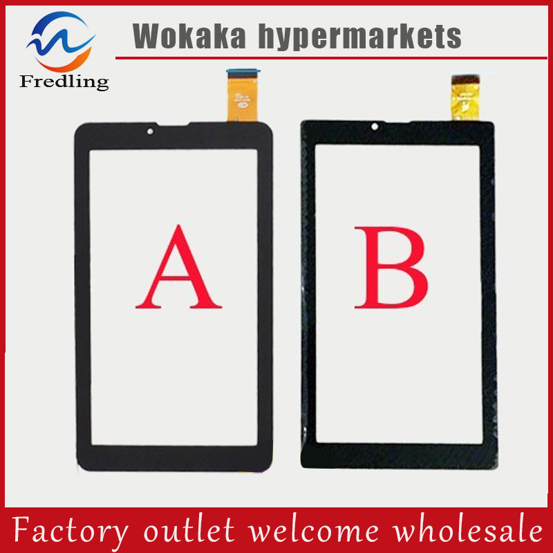 New Touch Screen Panel Sensor Digitizer for 7 Digma Optima 7.21 3G TT7021PG FPC-FC70S706-01 YLD-CEG7253-FPC-A0 Free shipping new for 7 yld ceg7253 fpc a0 tablet touch screen digitizer panel yld ceg7253 fpc ao sensor glass replacement free ship