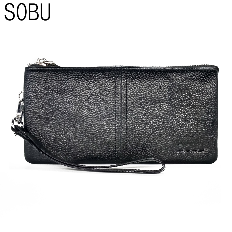 High Quality Zipper Coin  Leather Women Wallets Purse Female Clutch Bag Money Credit Card Holder Phone Bags K108  wallets men brand baellerry large capacity 16 card position credit card holder long zipper coin purse money bag purse cartera