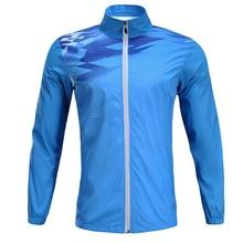 Теннис куртка на молнии Для женщин/Для мужчин, Бадминтон, Бадминтон куртка Настольный теннис Куртки, Теннис куртка 1101