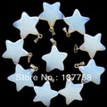 10pcs Beautiful Opal Opalite star Pendant Bead R0050604