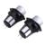 2 Pçs/lote 10 W Car LED Angel Eyes de Halo Anel Marcador Luz Lâmpada sem Nenhum Aviso de Erro (Alumínio) luz