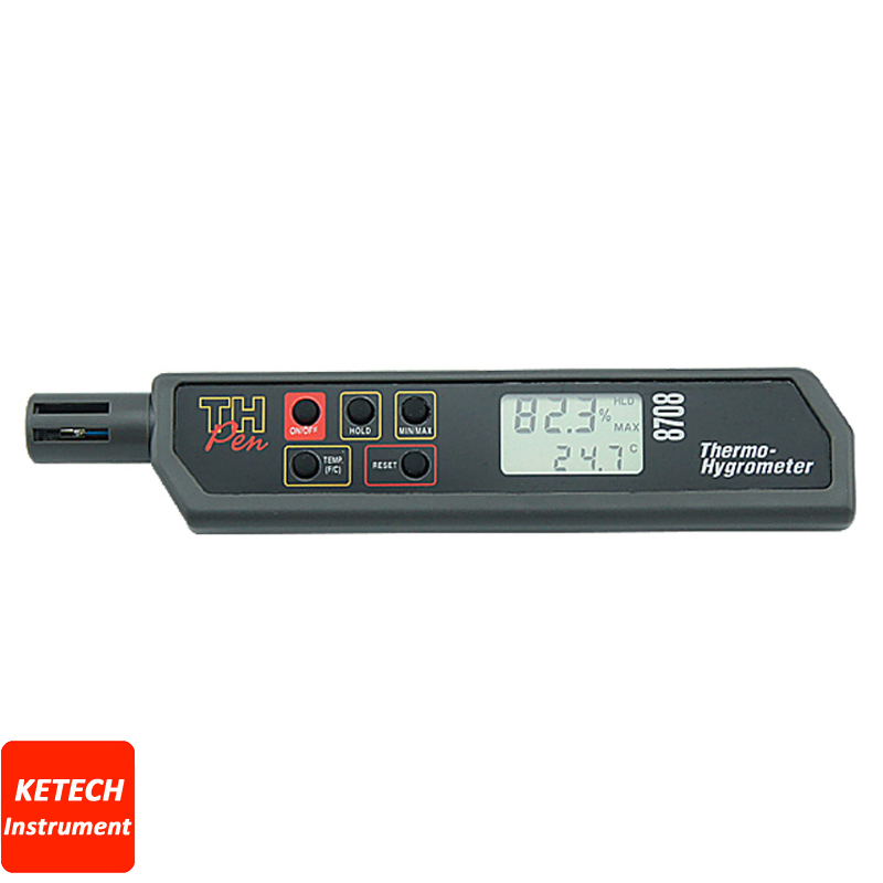 цены AZ8708 Pen Type Hygro-thermometer Temperature and Humidity Tester