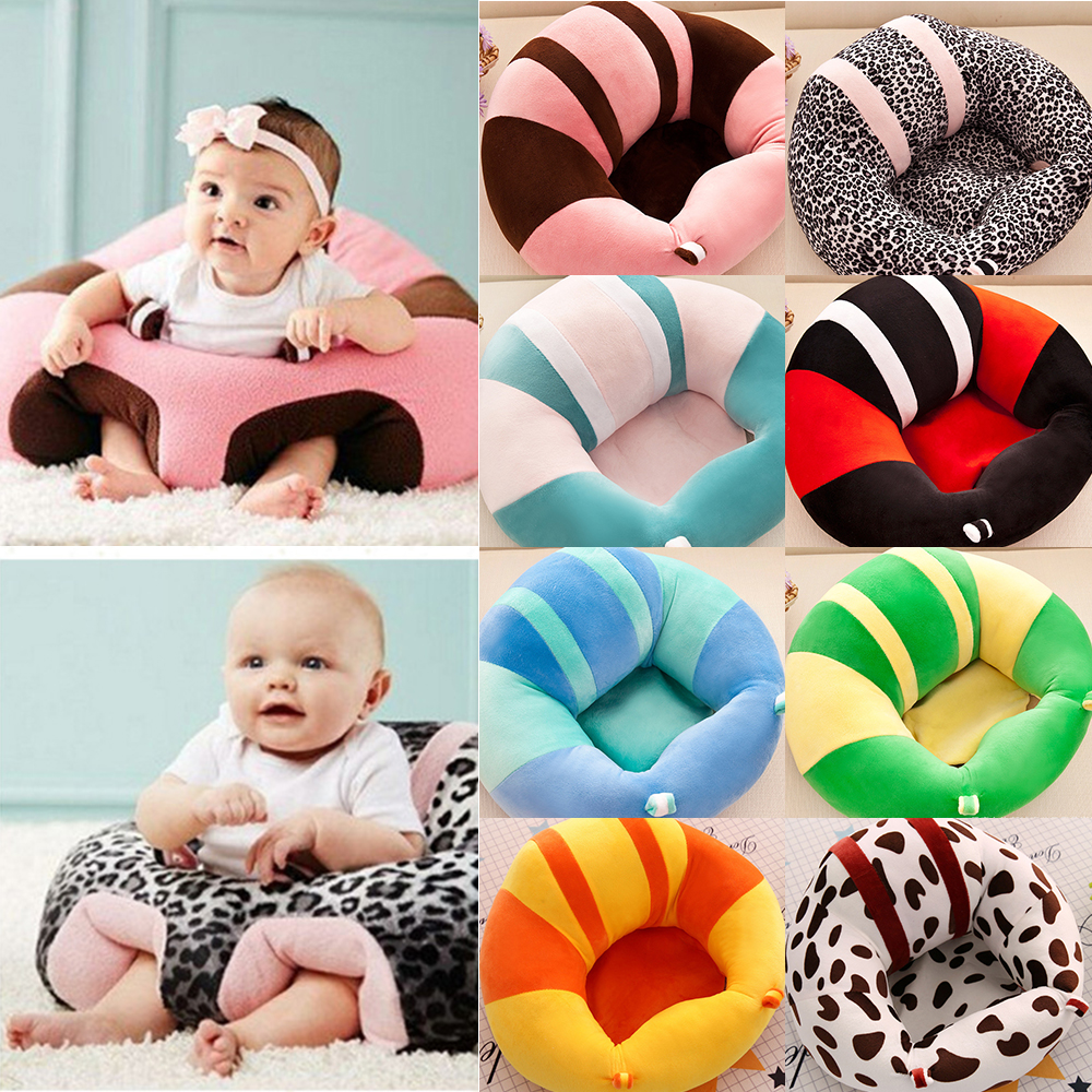 купить Baby Chair Baby Cute Support Seat Sofa Learning To Sit Comfortable Travel Car Seat Pillow Cushion Comfortable Sit Chair по цене 1090.68 рублей