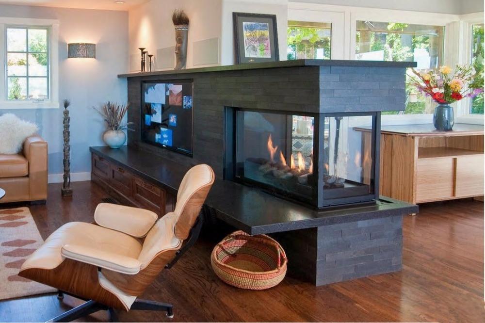 On Sale  18 Inch Bio Fireplace With Wifi