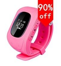 GPS GSM GPRS Smart Watch Reloj Intelligente Locator Tracker Anti-Lost Remote Monitor Smartwatch Best Gift For Children Kids