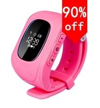 GPS GSM GPRS Smart Uhr Reloj Intelligente Locator Tracker Anti-verlorene Remote Monitor Smartwatch Beste Geschenk Für Kinder Kinder