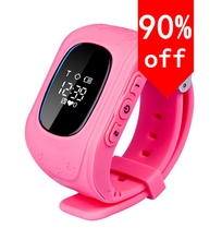 GPS GSM GPRS Smart Watch Reloj Intelligente Locator Tracker Anti-Lost Remote Monitor Smartwatch Best Gift For Children Kids