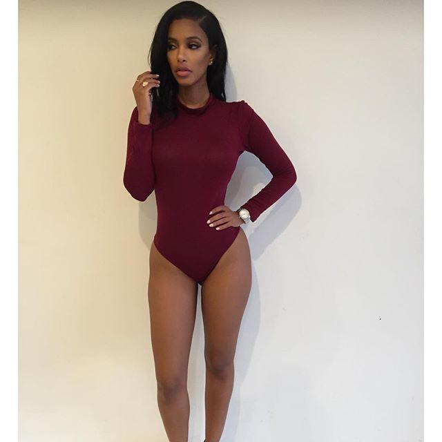 2016 New Arrival Women Bodycon Mini Bodysuit Sexy Overalls Hs