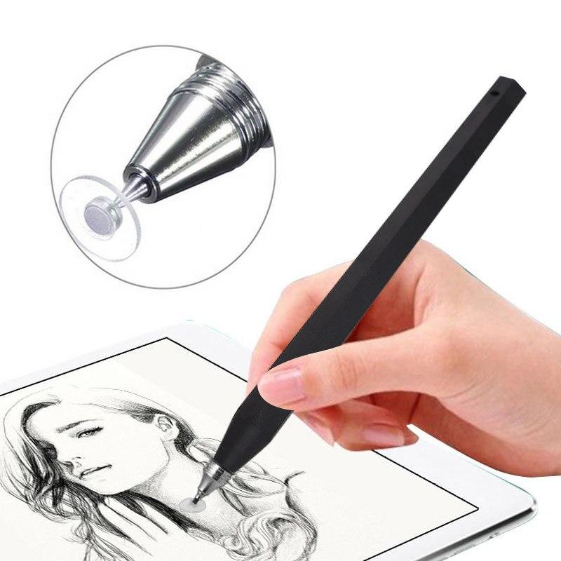 Stylus Pen Black Touch Screen Pen Touch Pen For Samsung IPhone Capacitive Pen ABS 15.8cm