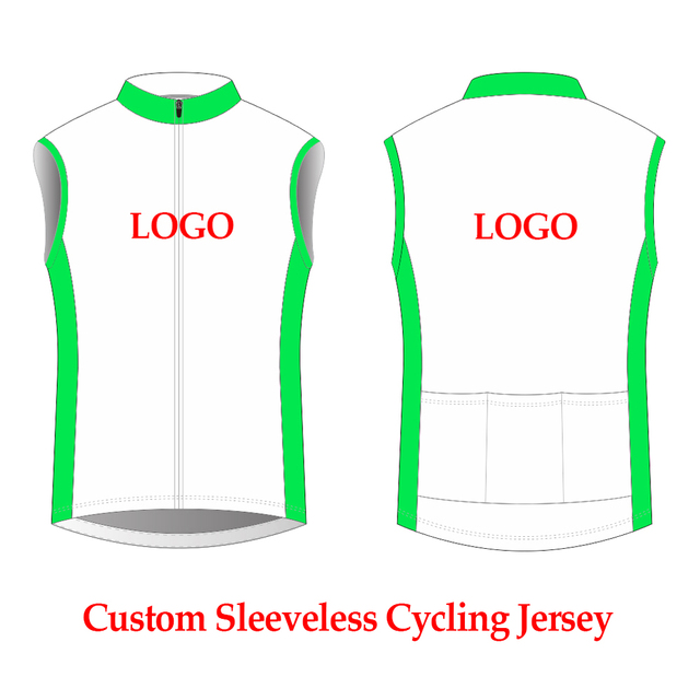 f09e2842d Customize High Quality MTB Clothing Custom Sleeveless Cycling Jersey  Breathable Bicycle tops Men Women Personalized Bike Jerseys