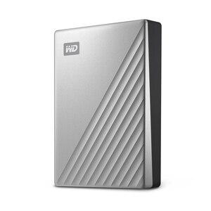 Image 4 - ويسترن ديجيتال WD ماي باسبورت الترا 1 تيرا بايت 2 تيرا بايت 4 تيرا بايت قرص صلب خارجي قرص USB C 256 AES محمول التشفير HDD ويندوز ماك