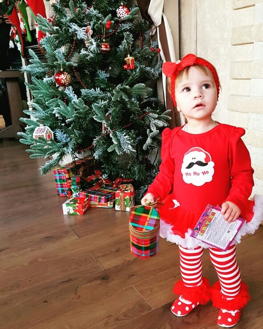 Christmas Baby Girl First Christmas Dress 2018 2