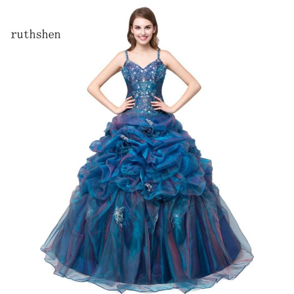d8f1307f48 Detail Feedback Questions about ruthshen Purple Cheap Quinceanera ...