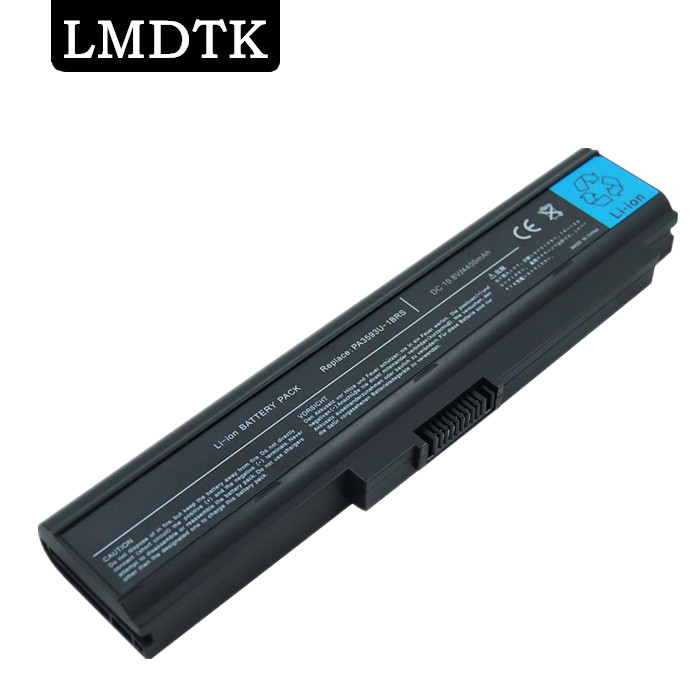 LMDTK Noua baterie de laptop 6cells FOR Satellite U300 U305 Seria ProU300 PABAS110 PA3595U PA3595 PA3593U-1BAS transport gratuit