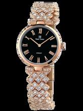 fd9489205ce Royal Crown joyería reloj 2601 Italia marca diamante Japón MIYOTA oro rosa  simple moda sección moda
