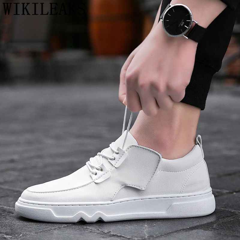 spring mens shoes casual luxury brand trainers white sneakers hip hop shoes casual leather shoes for men tenis masculino adultospring mens shoes casual luxury brand trainers white sneakers hip hop shoes casual leather shoes for men tenis masculino adulto