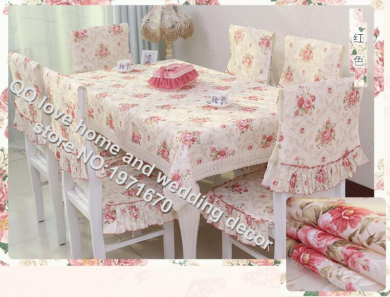 wedding table linens and chair covers